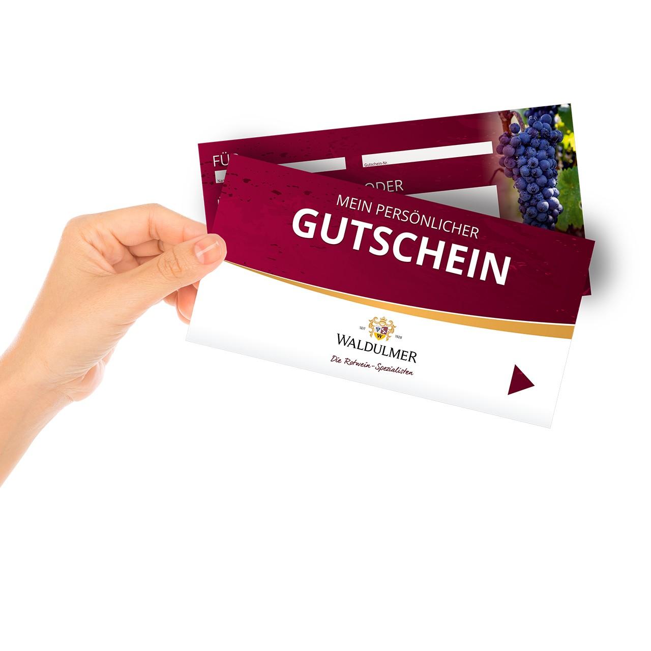 Wertgutschein - 100,00 €