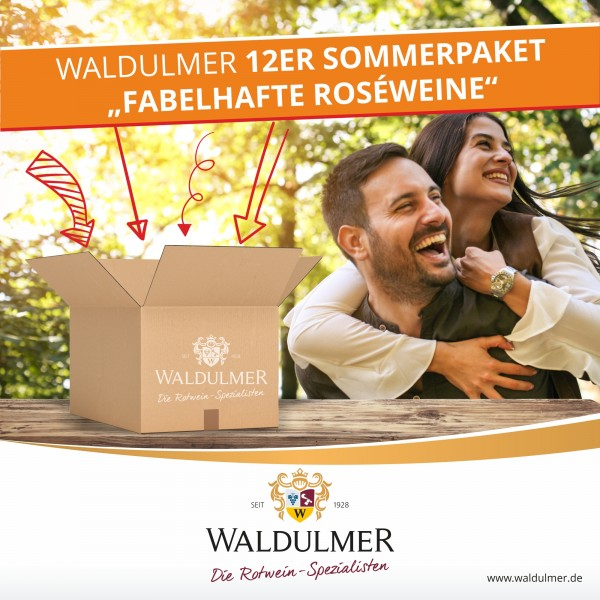 "Sommerpaket ""FABELHAFTE ROSÈWEINE"""