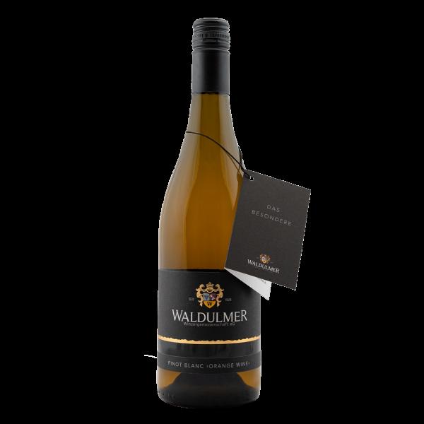 Pinot Blanc Qualitätswein trocken >Orange Wine<